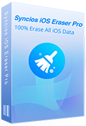 Syncios iOS Data Eraserを購入する